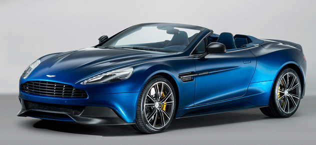 Most expensive cars: Aston Martin Vanquish Volante the most expensive homes most expensive cars featured image  ABOUT the most expensive homes most expensive cars featured image