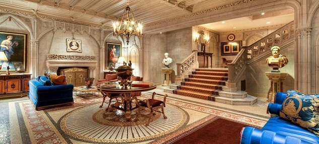 The most expensive homes: Woolworth Mansion in New York City The most expensive homes Woolworth Mansion in New York City1  HOME PAGE The most expensive homes Woolworth Mansion in New York City1