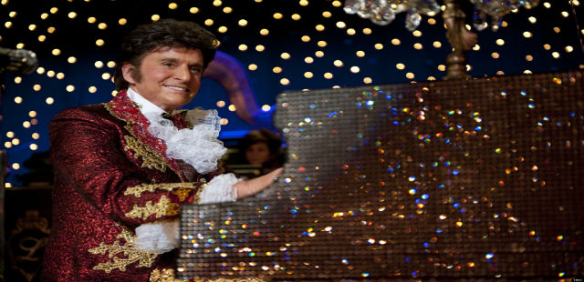 """Behind the Candelabra""  Interiors:  The set of ""Behind the Candelabra"" BehindCandelabrasets"