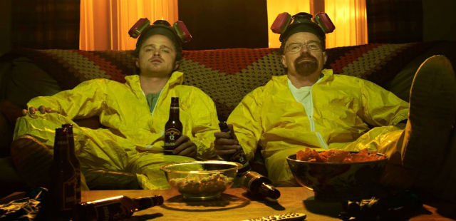 breaking bad set Interiors: Inside the Breaking Bad set Breaking Bad
