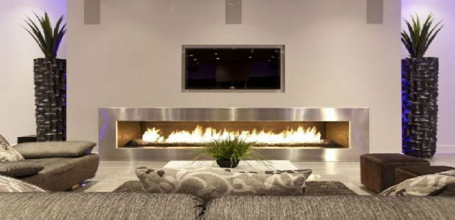 """Living Room design fireplace""  Interiors: 10 fireplace design ideas livingroomdesignfireplace"