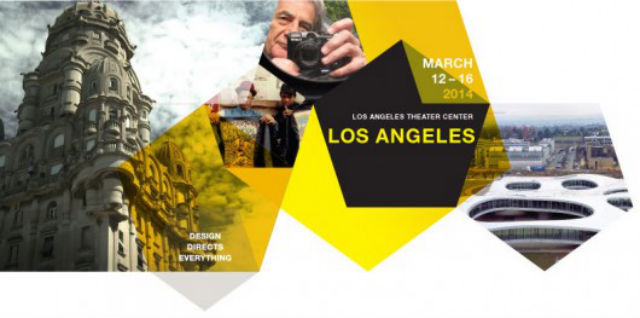 """L.A. Architecture and Design Film Festival""  L.A's First Architecture and Design Film Festival: let's go! LAshow"