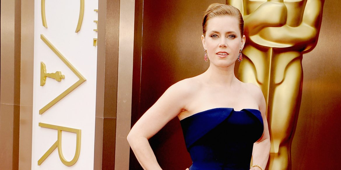 Oscares 2014: The best and worst of the red carpet o AMY ADAMS facebook
