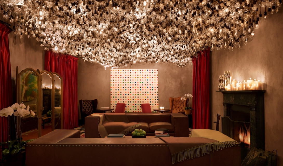 """Gramercy Park Hotel, design hotel""  New York for design lovers: 5 hotels you must visit gramercy park hotel S 01"
