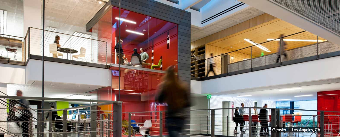"""Gensler office"" Architecture Firms in Bay Area Top 5 Architecture Firms in Bay Area Captura de ecr   2014 06 17   s 19"