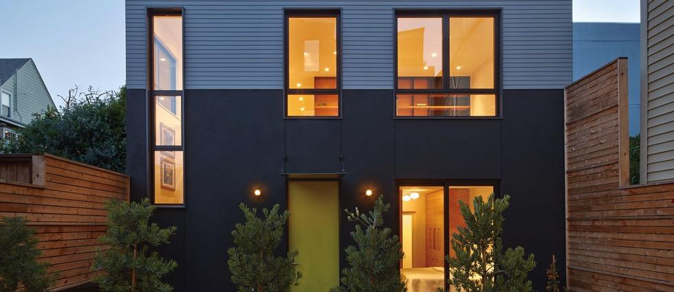 Steelhouse 1 + 2: A Unique Two Unit Property by Zack | de Vito Steelhouse 1 2 A Unique Two Unit Property by Zack de Vito