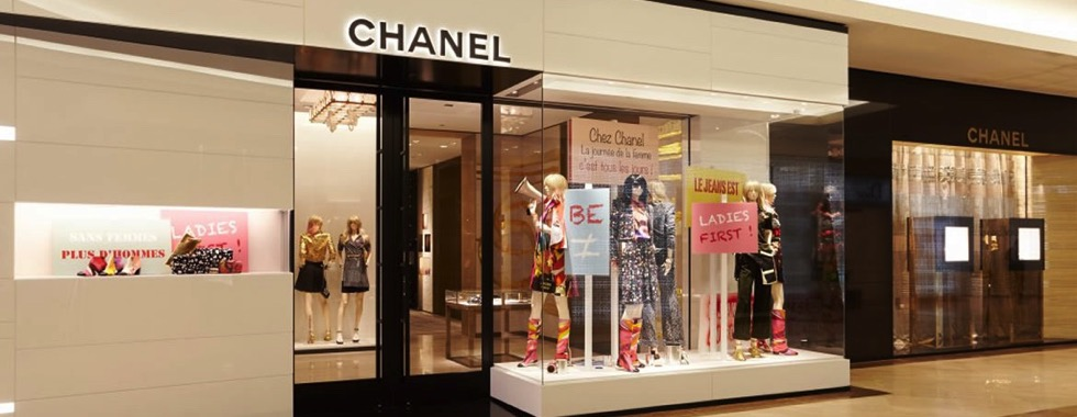 Peter Marino designs Chanel Store in Costa Mesa, California Peter Marino designs Chanel Store in Costa Mesa California